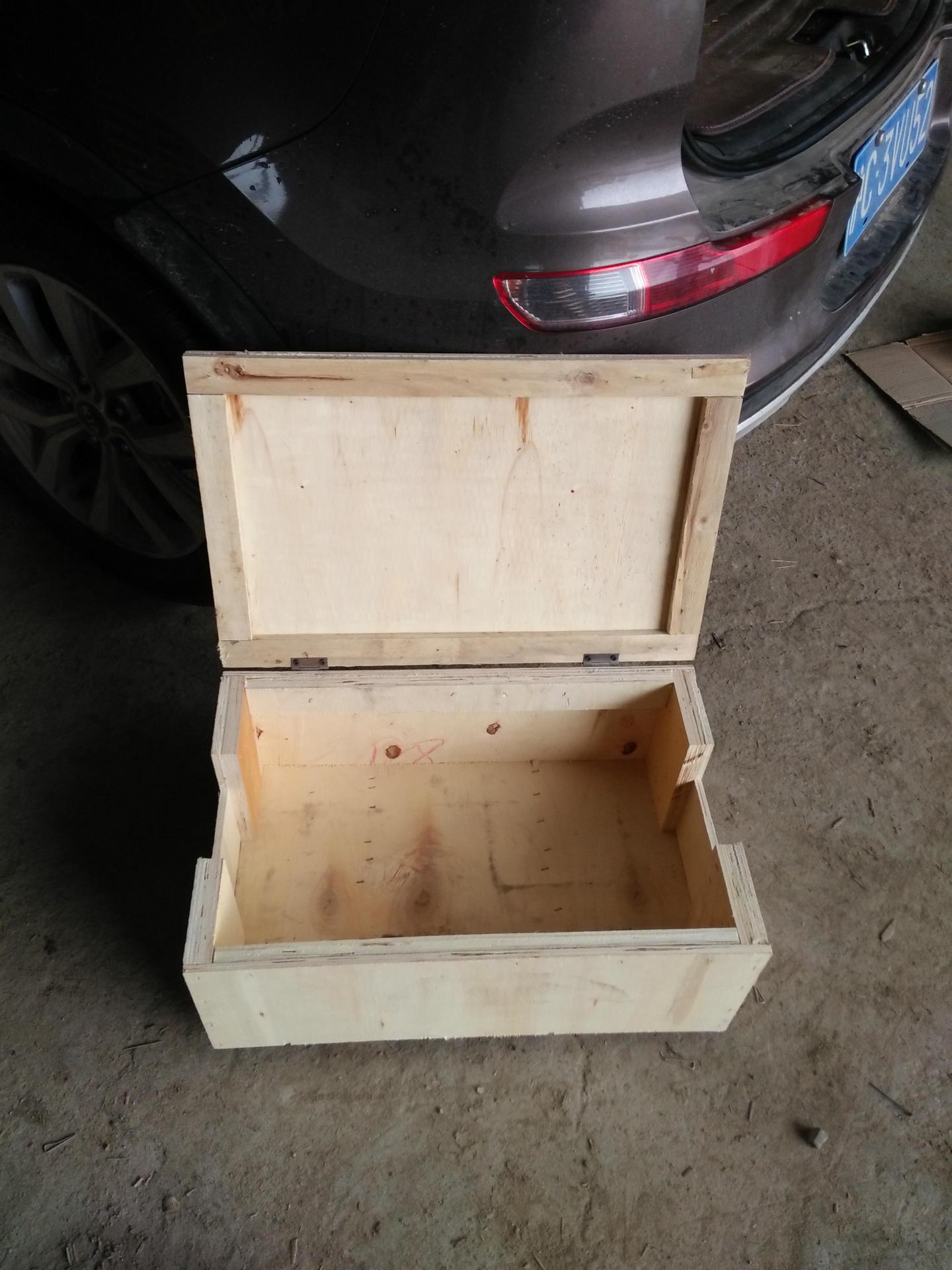 上海木箱厂家定做13611770041