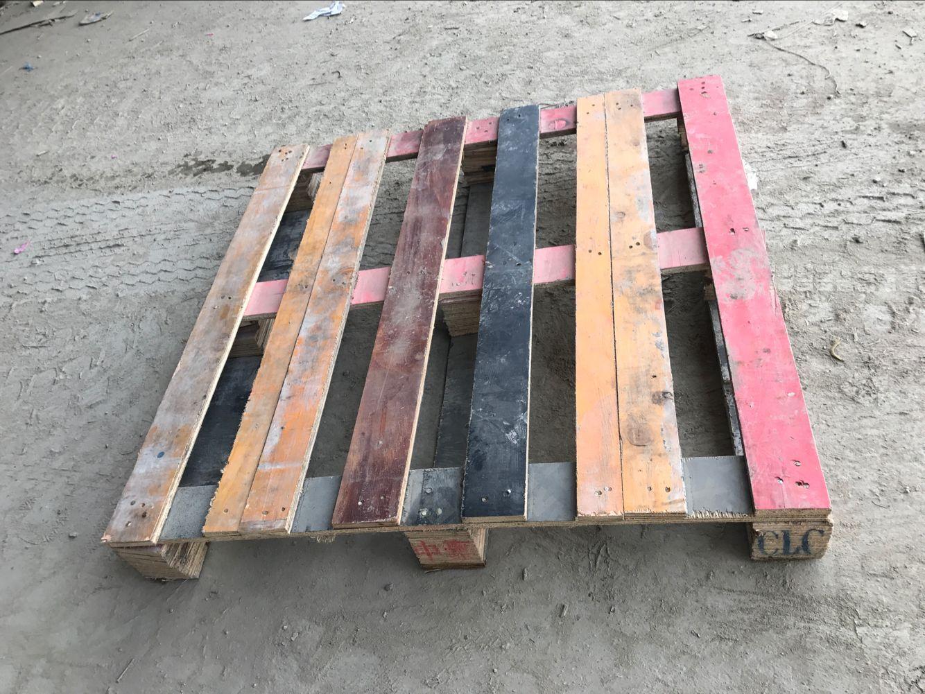建筑工地板托盘